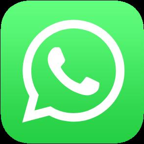 whatsap logo in green